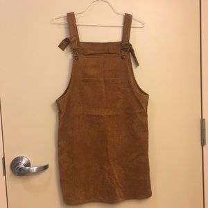 Cute Overall Dress